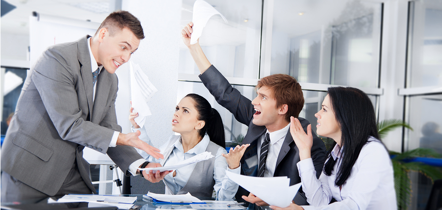 Conflict Management in the Team
